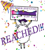 Summer 2018 Tuition GoalReached!!